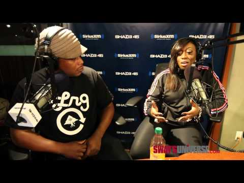 Missy Elliott Comments on Today's Hip Hop and R&B on #SwayInTheMorning