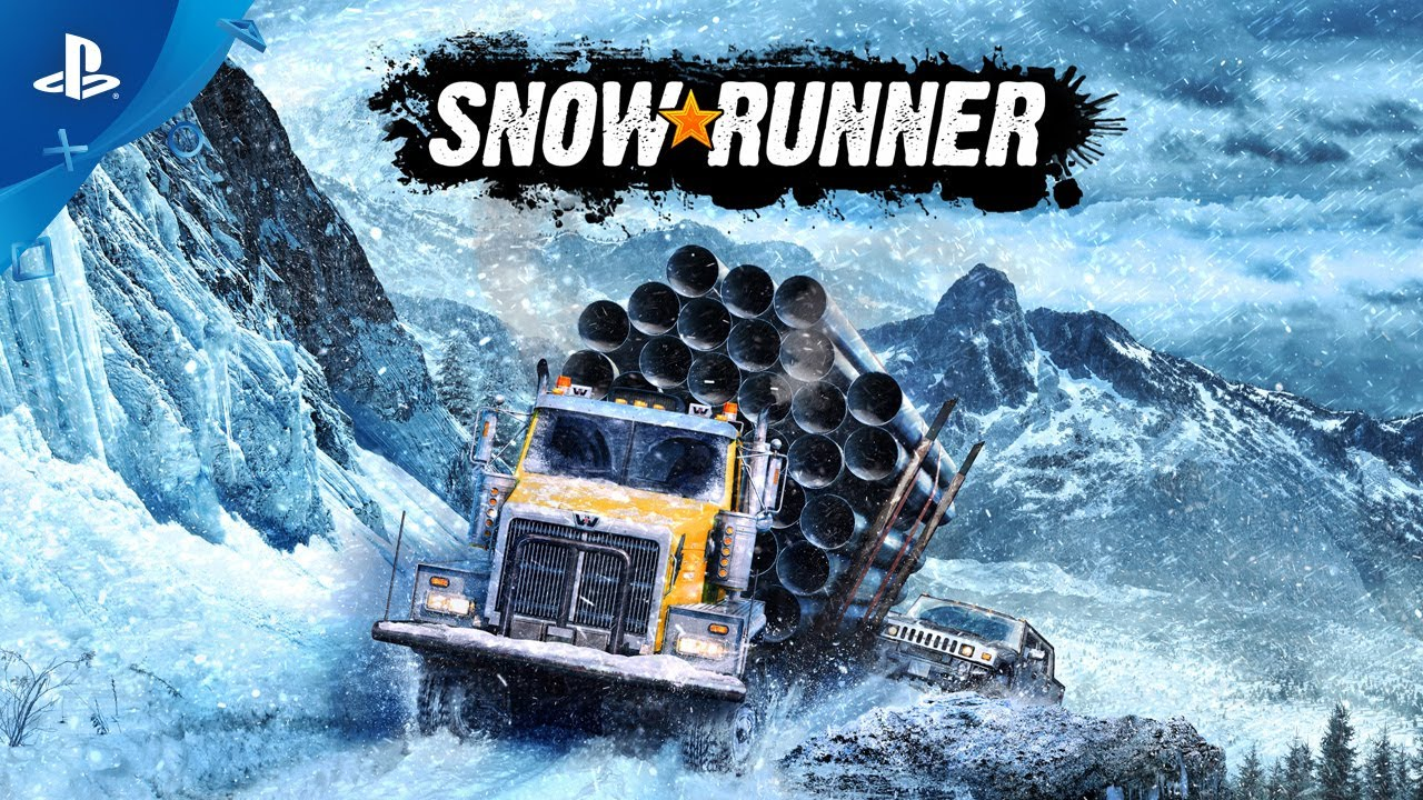 SnowRunner | Release Date Reveal Trailer | PS4 - YouTube
