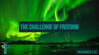 The Challenge Of Freedom