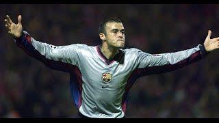 بالفيديو.. قناة برشلونة تذكر الجماهير بأهداف لويس أنريكي فى آرسنال