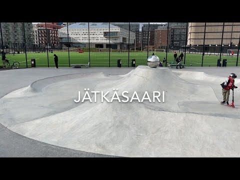 Skateparks Of HEL - Jätkäsaari