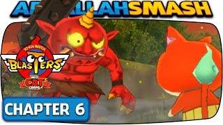 Yo-kai Watch Blasters - Red Cat Corps / White Dog Squad: Episode 6! (100% Walkthrough)