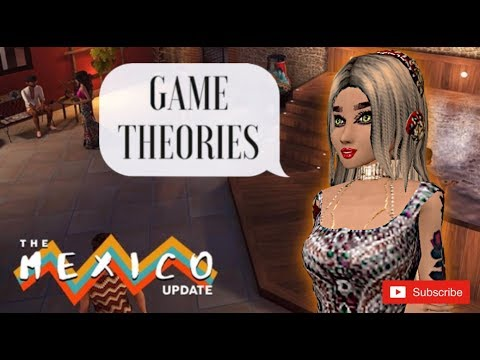 GAME THEORIES AND UPDATE - Avakin Life