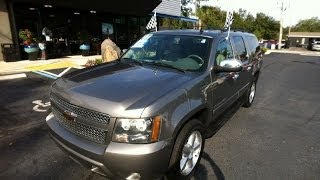 Autoline Preowned 2007 Chevrolet Suburban LTZ For Sale Used Review Test Drive Jacksonville