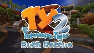 TY the Tasmanian Tiger 2: Bush Rescue Steam Announcement