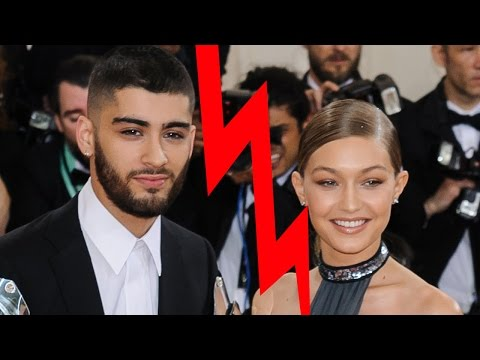 Gigi Hadid and Zayn Break Up & Cryptic Love Note Post-Split