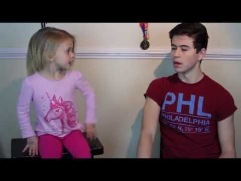 MEET MY SISTER | Nash Grier