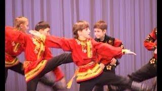 Русский мужской танец