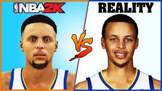 STEPHEN CURRY evolution [NBA 2K vs REALITY] 🏀