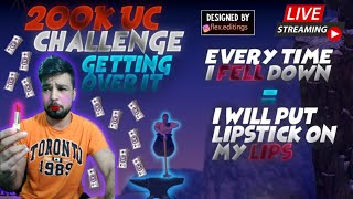 ROAD TO 100K tonight 200k uc Challenge LIVE PUBG MOBILE LIVE  FM RADIO GAMING PUBGMOBILE