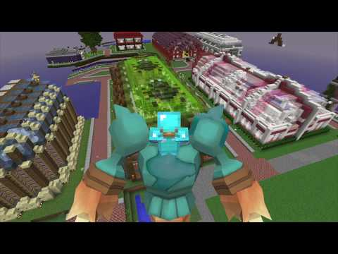 MirageCraft Pixelmon Reforged Trailer