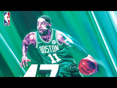 Masked Kyrie Irving 47 Points! Celtics 16 Game Win Streak! 2017-18 Season