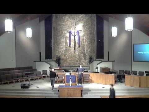 Ash Wednesday Service - 2018 February 14