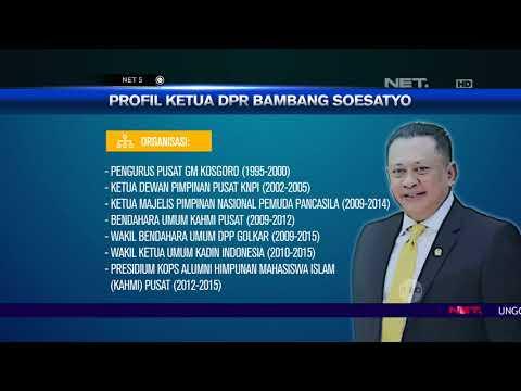 Profil Ketua DPR Bambang Soesatyo - NET 5 Mp3