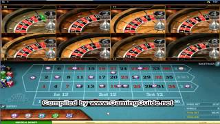 видео Multi Wheel Roulette Gold