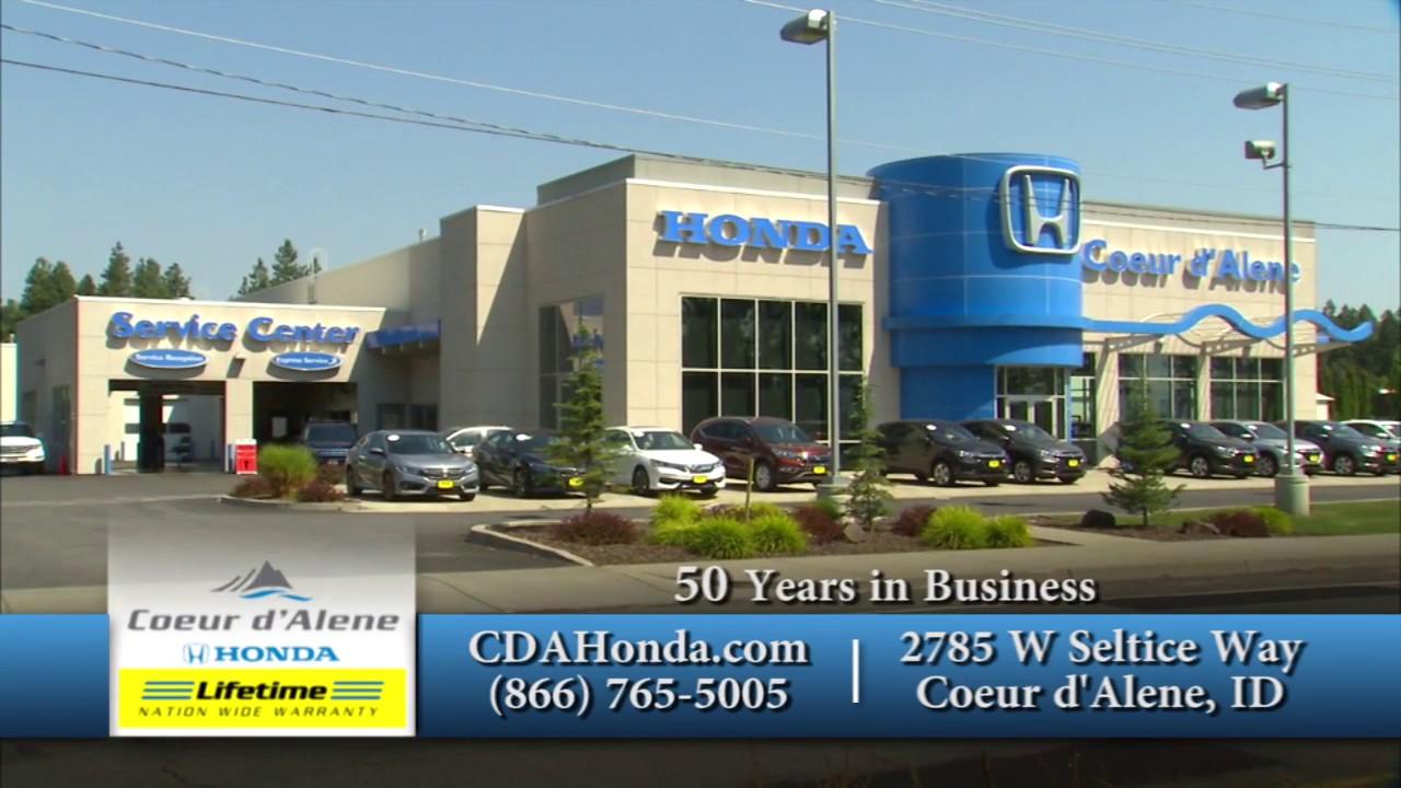 CDA Honda Lifetime 15
