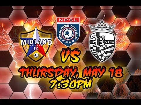 Midland/Odessa FC vs Houston Regals