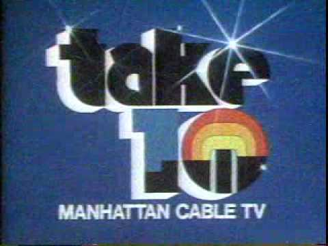 Take 10 station ID Manhattan Cable TV