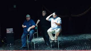Improv Comedy at Baobab Theater