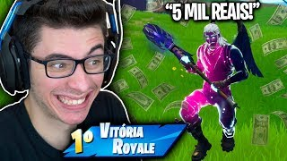 I SPENT 5000 REAL ON GALAXY SUPER RARE SKIN! Fortnite: Battle Royale