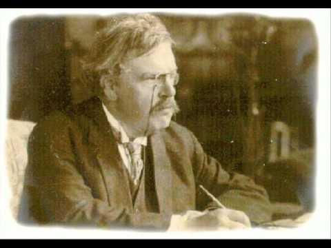 G. K. Chesterton Introduces Rudyard Kipling - Canada