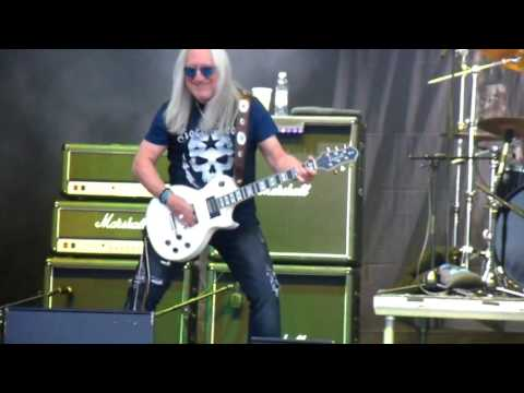 Uriah Heep: Gypsy - Look at Yourself, Rock the North -festival 2016