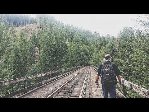 EXPLORATION - Abandoned Train Tracks