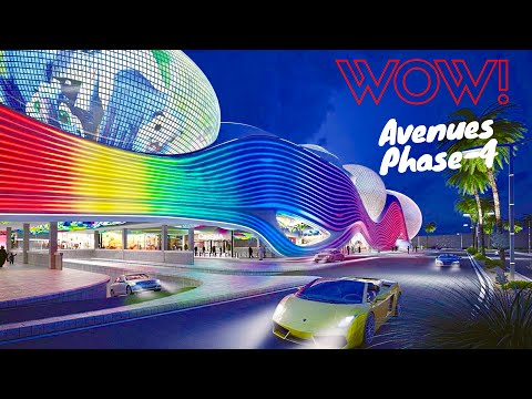 Opening New Avenues Mall Phase 4  - Kuwait