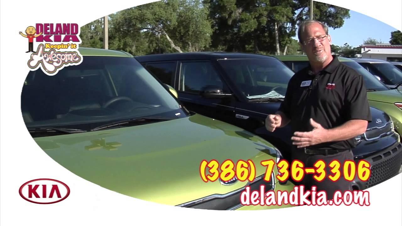 Kia Soul 5 Year Bumper To Bumper Warranty Deland Kia Daytona Florida