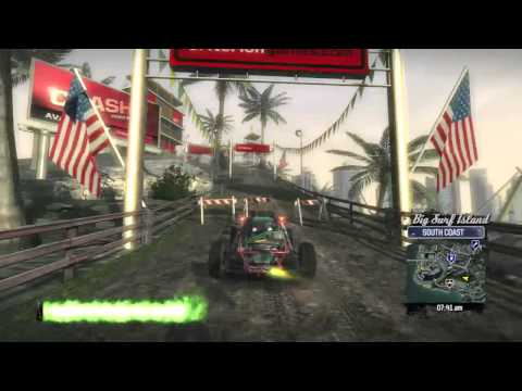 Burnout Paradise - Crash TV Air Time Guide