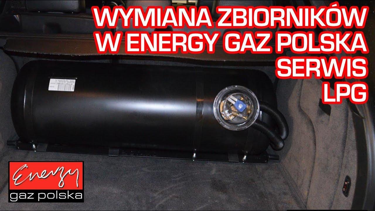 10letni zbiornik LPG! Wymieniać na nowy czy legalizować? Serwis LPG Energy Gaz Polska odpowiada
