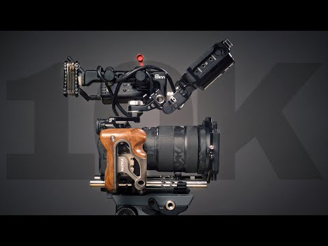 BACK IN BLACK - MY 10K SONY A7S III RIG V2 - COMPLETE AND DETAILED BREAKDOWN