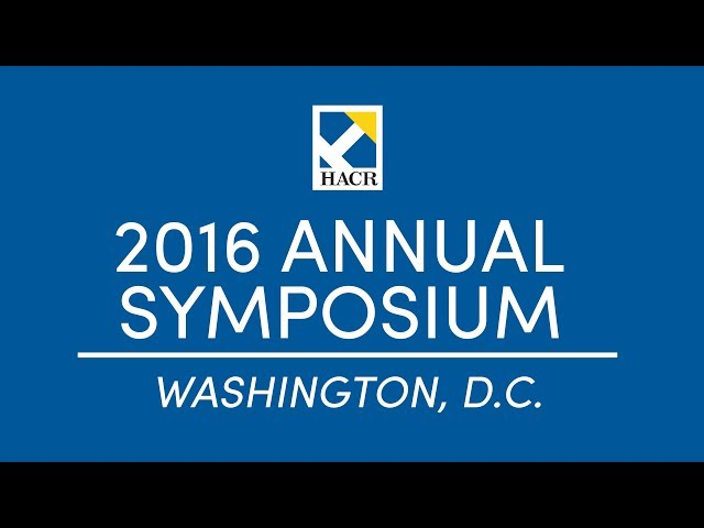 2016 HACR Symposium Business Session: Procurement Roundtable