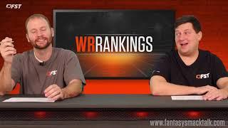 2018 Fantasy Football Week 10 Positional Rankings