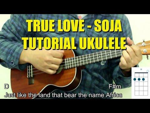True Love - S.O.J.A. - Cifras P/Ukulele