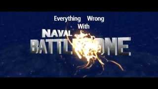 Everything Wrong With Naval Battlezone