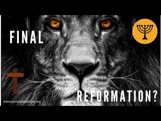 THE FINAL REFORMATION? // TURNING BACK TO THE WAY