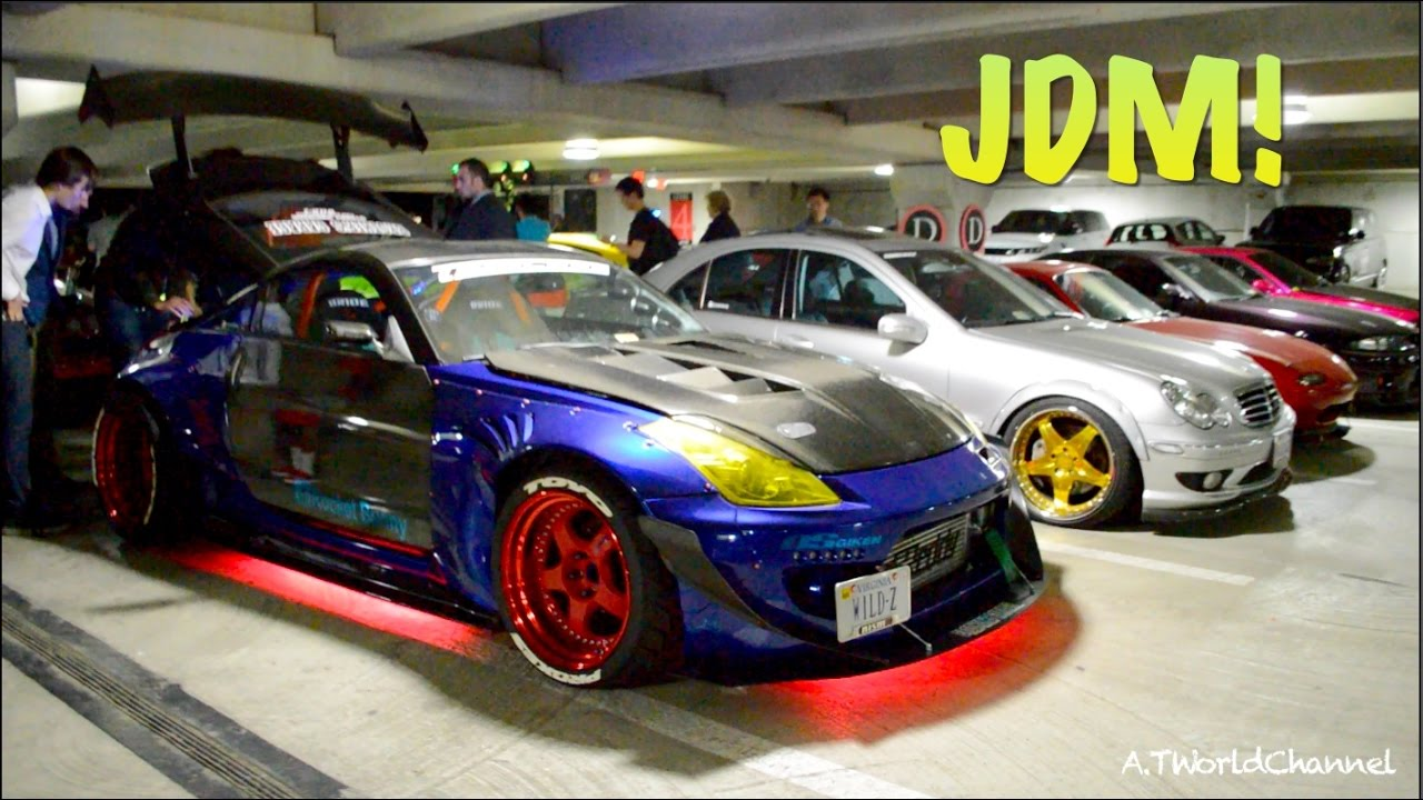 Proper JDM! Rocket Bunny Nissan 350Z, Skyline GT R R33, R32 & Miata ...