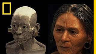 Exclusive: Face of Ancient Queen Revealed for the First Time | National Geographic