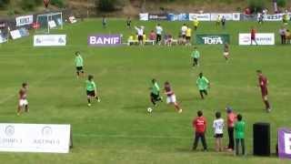 2014 04 18 Maritimo,9 - Sporting CP,8 (1-1) Meia-final Sub12 São Vicente Cup Resumo