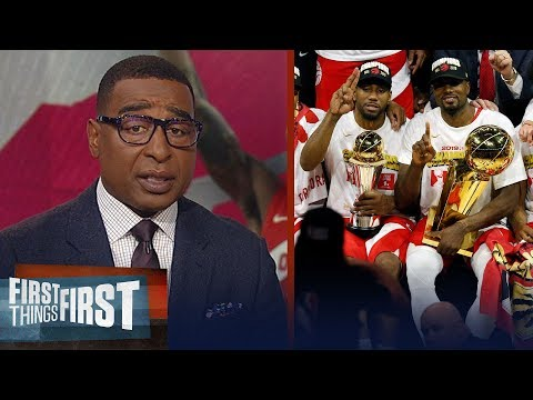 Raptors win franchise first NBA Championship - Nick and Cris react | NBA | FIRST THINGS FIRST
