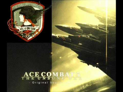 Ace Combat 5: The Unsung War Razgriz Theme