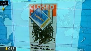 Headlines: Blockbuster closing its last 300 retail stores, ending DVD-by-mail service