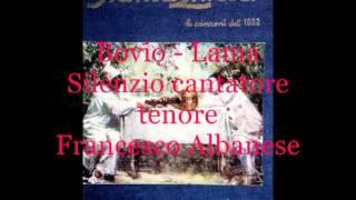 Silenzio cantatore (Bovio - Lama)  tenore Francesco Albanese