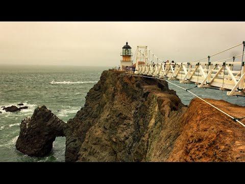 Point Bonita Lighthouse, USA