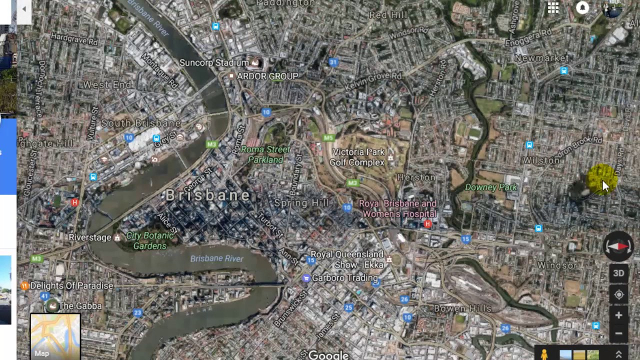 How To Find North In Google Maps Youtube - Google-maps-western-us
