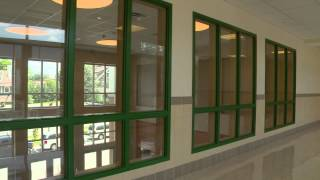Form, Function & Fire Safety: A Clearer View of Fire-Rated Glass & Framing