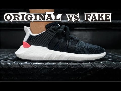 info for eb218 f50af Adidas EQT Support 93 17 Original & Fake
