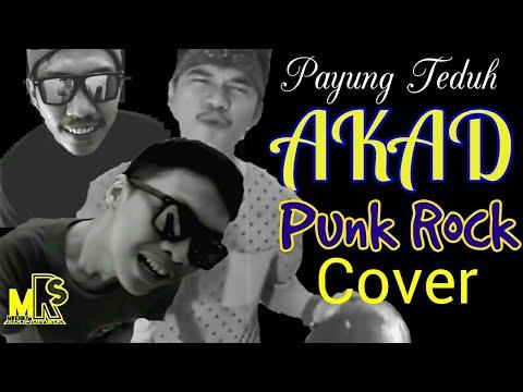Payung Teduh - Akad (Versi Punk Rock)Cover Plus Lirik