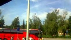 Lahti - linja-autoasema tänään